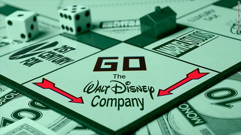 Trump's antitrust team will be working overtime on Disney-Fox deal