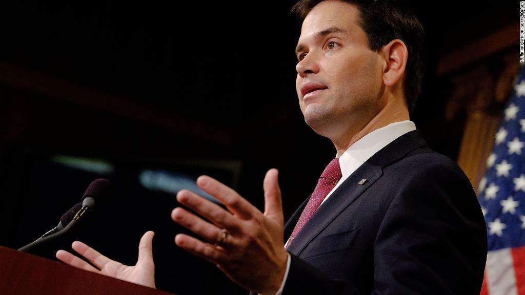 Rubio now on board for the tax bill