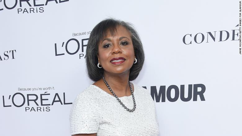 Hollywood execs name Anita Hill to lead anti-harassment effort