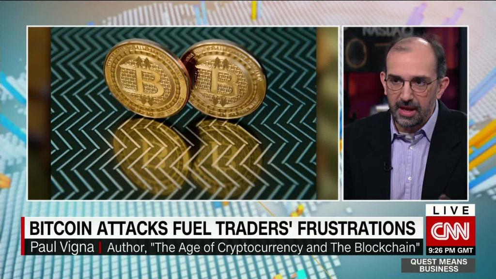 Bitcoin attacks fuel traders' frustrations