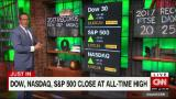 2017 set to be historic year for S&P 500