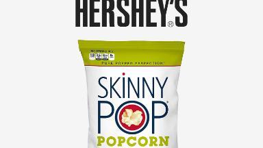 Sweet and salty! Hershey buys SkinnyPop maker