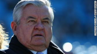 jerry richardson carolina panthers