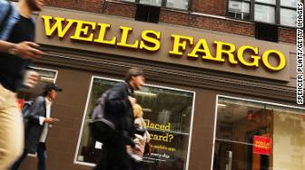 Wells Fargo taxes