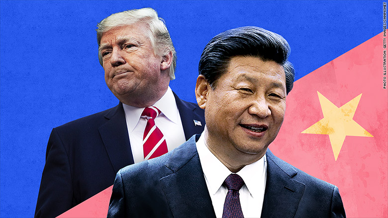 Did Trump just start a trade war with China?