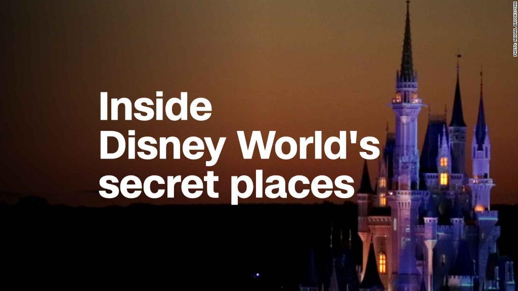 See Disney World's best-kept secrets