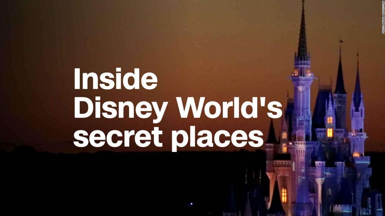 See Disney Worlds Bestkept Secrets Video Business News - 10 best kept business secrets world