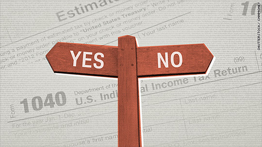 Yes or No? Simple answers to your tax questions