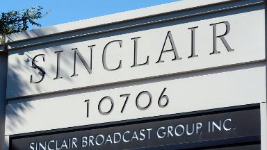 Sinclair responds to criticism of media-bashing promos