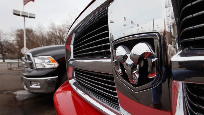 FCA recalling 1.8 million heavy duty Ram pickups