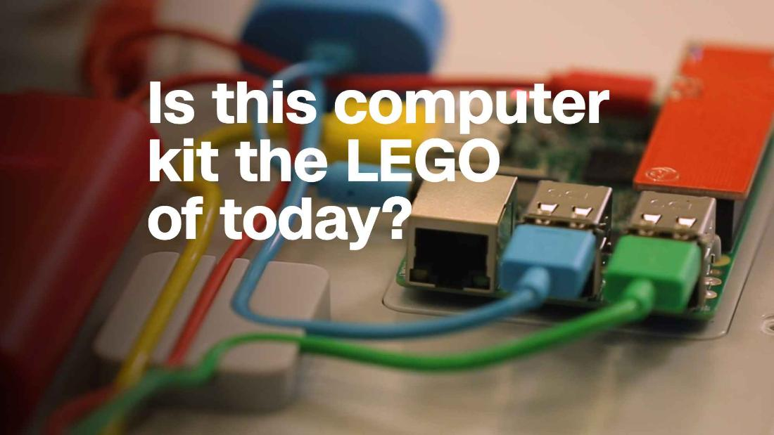 Kano wants its DIY computers to be the LEGO of today - Video ...