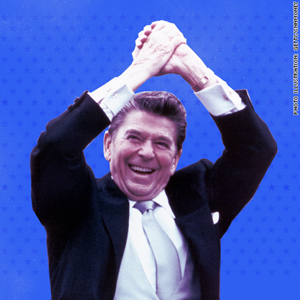 presidents first year reagan 2