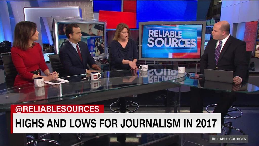 Highs and lows for journalism in 2017