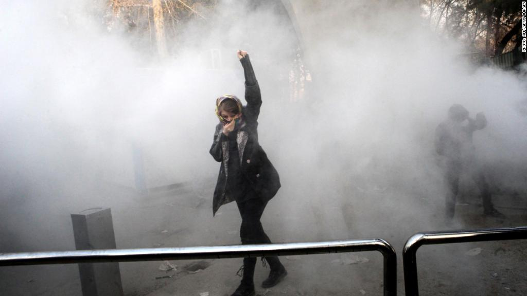 The economic forces driving protests in Iran