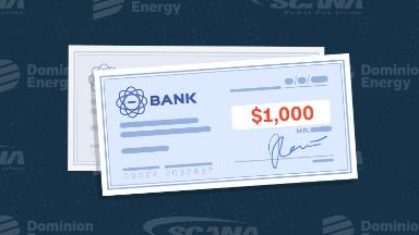South Carolina electric customers to get $1,000 refund