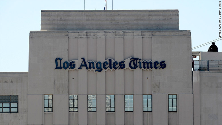 la times to vote on unionizing workers amid tensions with