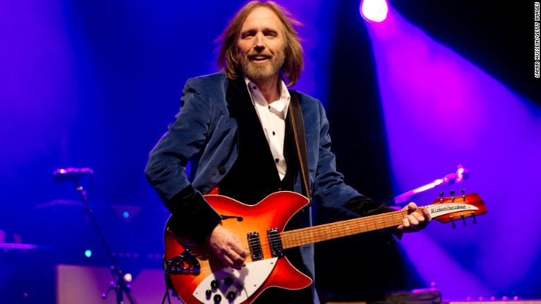 Tom Petty performing Isle of Wight Festival