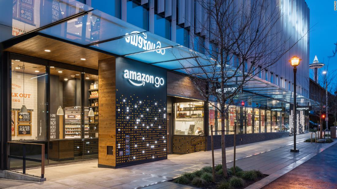 No checkout lines and smart everything: 8 futuristic store concepts
