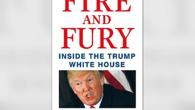 Michael Wolff's book 'Fire and Fury' debuts at No. 1 on The New York Times' best sellers list