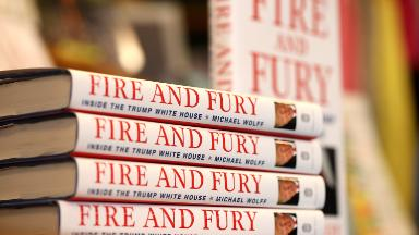 'Fire and Fury' book sales reach 1.7 million copies, publisher says
