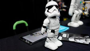 CES 2018 kicks off with oddball gadgets