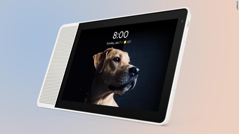 Google smart screen lenovo