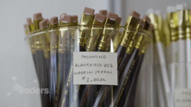 She turned a passion for pencils into a global business