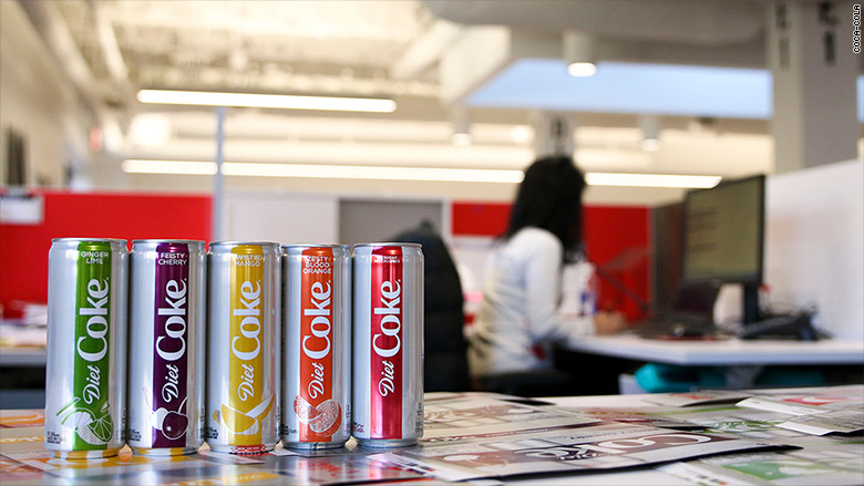 diet coke new flavors_2