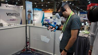 This VR glove startup wants you to touch virtual worlds