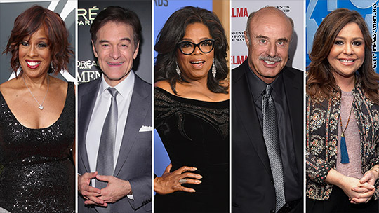 The many careers Oprah helped launch