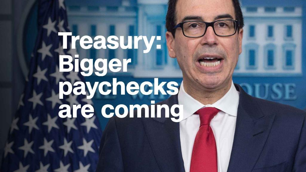 Treasury secretary says we can get paid more and prices won't rise. Well...