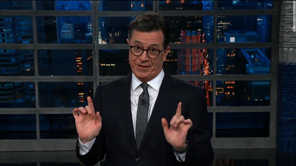 Late night reacts to Trump's 'shithole' comments