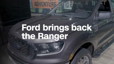 New Ford Ranger means Michigan jobs