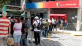 You can't get $1 out of a Venezuelan bank. I tried.