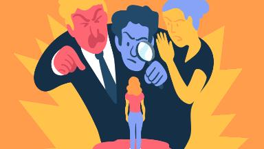 What to do when your boss is a bully