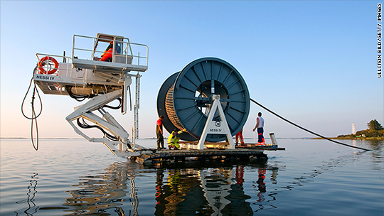 Google plans to expand undersea cables