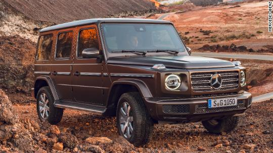 Mercedes finally updates 40-year-old SUV