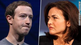 mark zuckerberg sheryl sandberg DACA