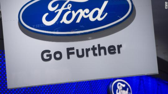 Ford just had its worst day in a year and a half