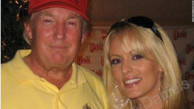 Pro-Trump media sweeps Stormy Daniels story under rug