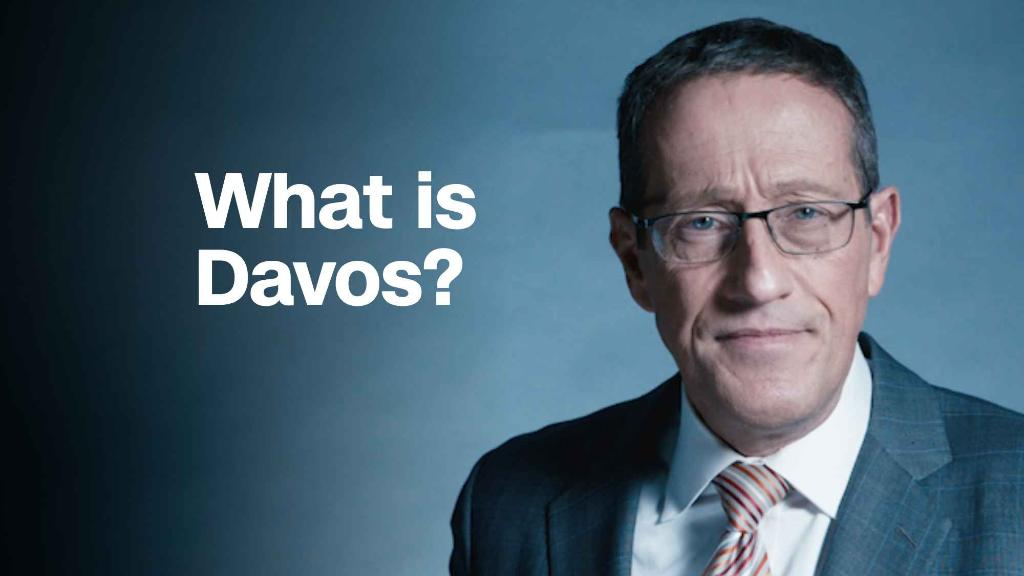What happens at Davos?