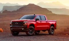 It's a showdown for pickup trucks
