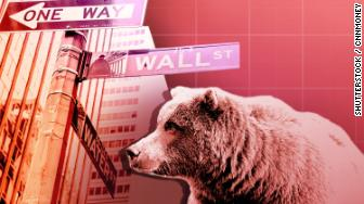 bear market stocks wall street