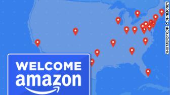 amazon cities at a glance