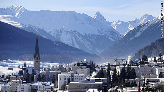 Quest: A fractured world at Davos