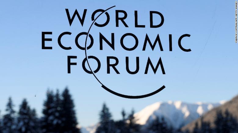 What happens at Davos?