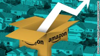 amazon housing market impact