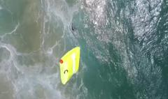 Watch a drone save two swimmers in Australia