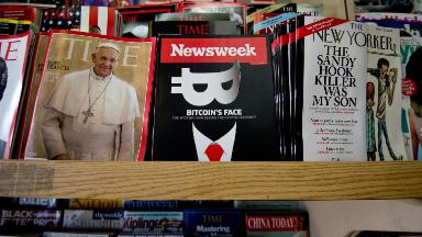 Newsweek reinstates executive accused of harassment at previous employer