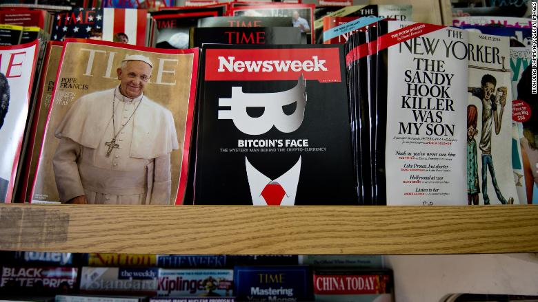 Newsweek jettisons editors who investigated its parent company's finances